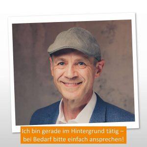 André Stötzel Moderation